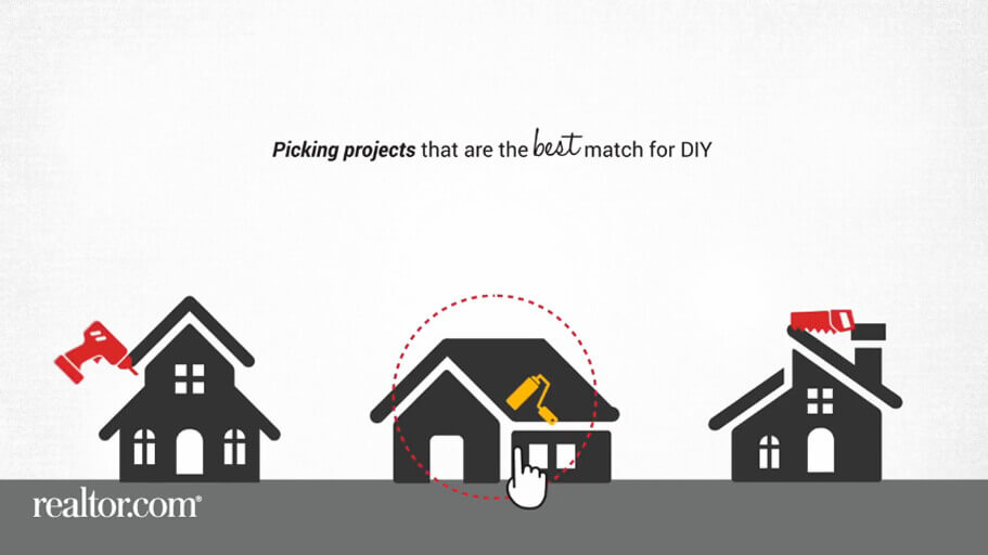 Picking The Right DIY Projects