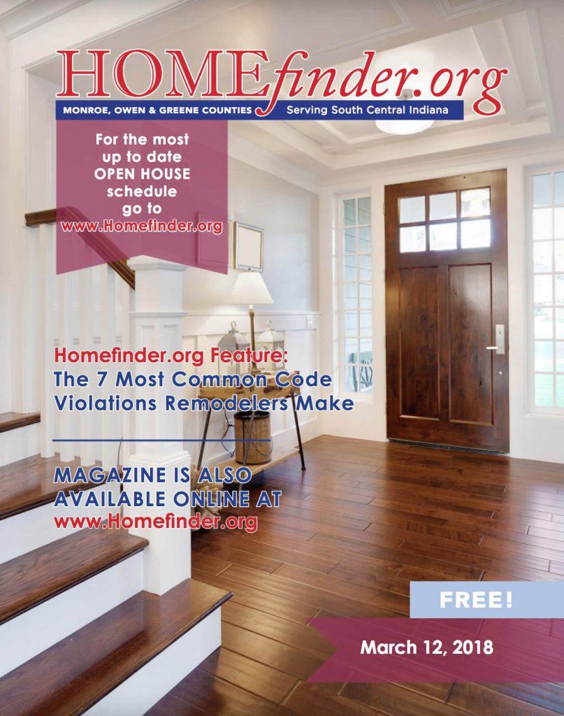 HomeFinder Magazine