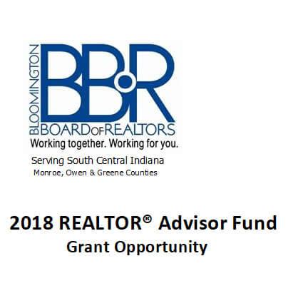 2018 REALTOR® Advisor Fund Grant Opportunity