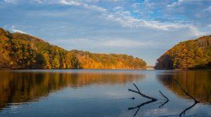 Lake in Indiana