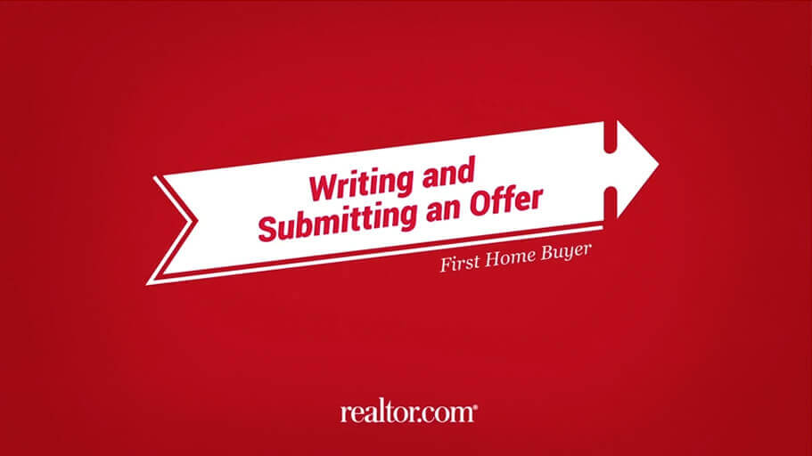 Writing And Submitting An Offer