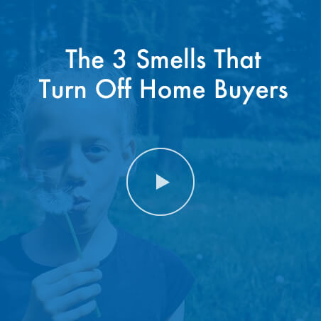 The Top 3 Smells That Turn Off Home Buyers